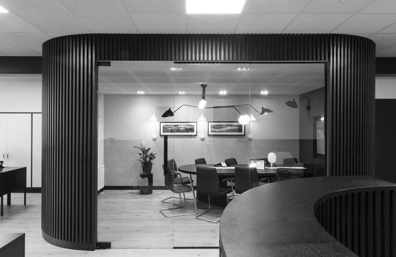 Clyde Shanks Office