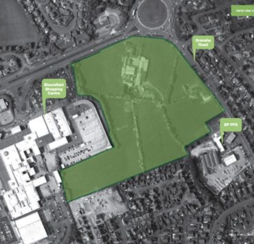 Gransha Rd (Lands Adjacent) - Public Consultation